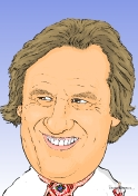 Depardieu caricature